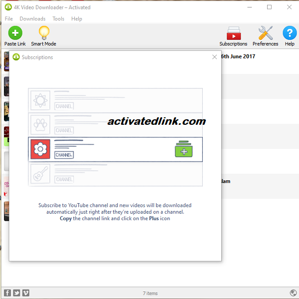 4K Video Downloader 4.11.0 Crack Plus License Key Free