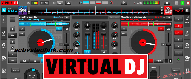 Virtual DJ 2020 Crack + Serial Key Build 5478 Free Download