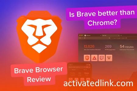 Brave Browser 1.30.87 Crack Latest Version Free Download 2021