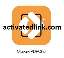 Movavi PDFChef 21.4 Crack With Full Version Download 2022