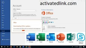 Microsoft Office 2016 13530.20376 Crack + Product Key Free Download 2021