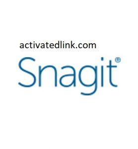 Snagit 21.2.0 Crack + Activation Key Latest Version Free Download 2021