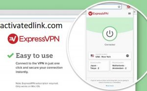 ExpressVPN 5.0.0.4150 Crack + Activation Code Latest Version 2021