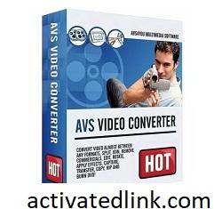 AVS Video Converter 12.1.5.673 Crack Plus Activation Key 2021 Free