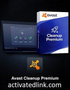 Avast Cleanup Premium 20.1 Crack + Serial Key Latest Version 2021