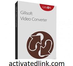 GiliSoft Video Converter 11.1.5 Crack With Registration Code 2021