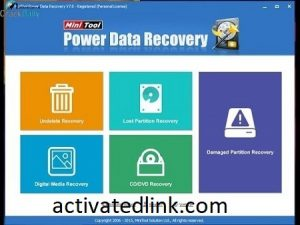 MiniTool Power Data Recovery 9.1 Crack + License Key Download 2021
