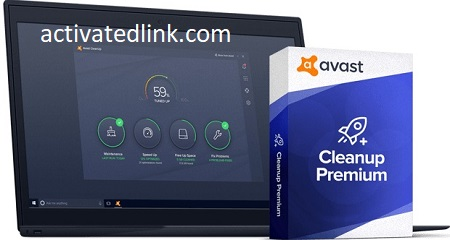 Avast Cleanup Premium 21.1.9481 Crack With Serial Key 2021 Free