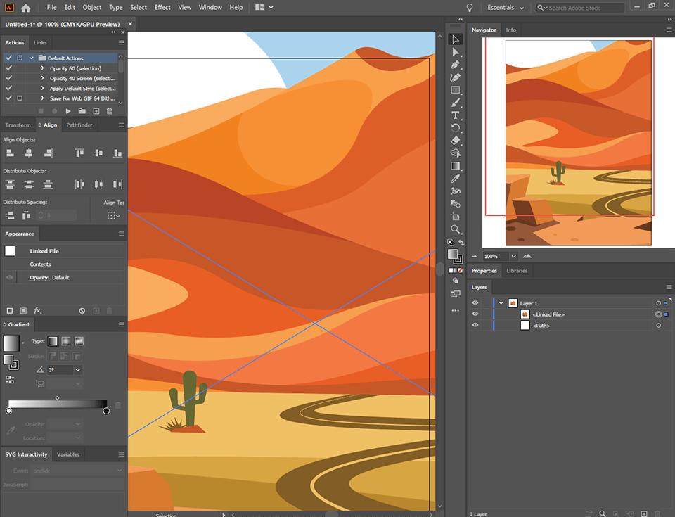 Adobe Illustrator 2021 Crack With Key Free Download Latest