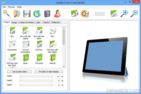 Insofta Cover Commander 7.0.0 Crack With Key Free Download 2021