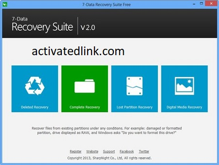 7-Data Recovery Suite 4.4 Crack + Registration Code Free Download 2021