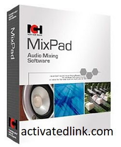 MixPad Music Mixer 7.45 Crack With Registration Key 2021 Free