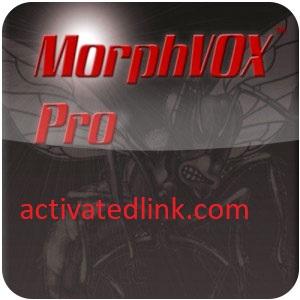 MorphVOX Pro 5.0.20 Crack With Activation Key Free [Latest]