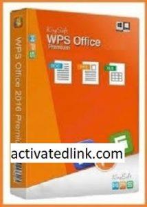 WPS Office Premium 11.2.0.9967 Crack + Activation Key Download 2021