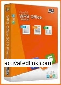 WPS Office Premium 11.2.0.10132 Crack Plus Activation Key 2021