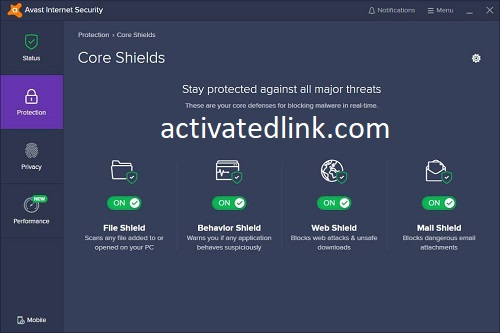 Avast Internet Security 21.9.2493 Crack With License Key Free