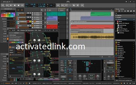 Bitwig Studio Crack Free Download [Latest]