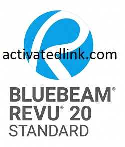 Bluebeam Revu Standard 20.1.15 Crack +Product Key Free Download 2021