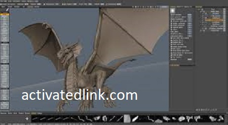 3D-Coat 4.9.74 Crack With Serial Number Full Version 2021
