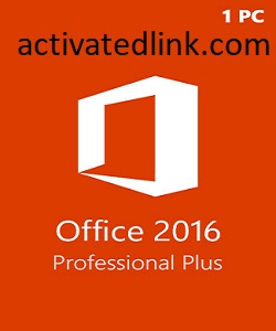 Microsoft Office 2016 Crack + Activation Key Free Download 2021