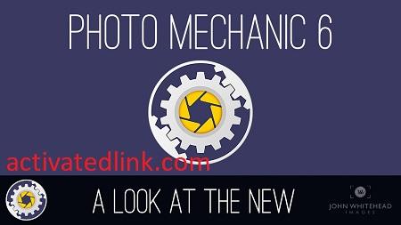 Photo Mechanic 6.0.5820 Crack With License Key 2021 Free