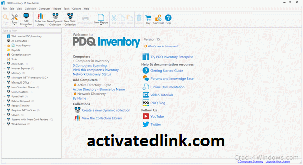 PDQ Inventory 19.3.48.0 Enterprise Crack With Product Keys