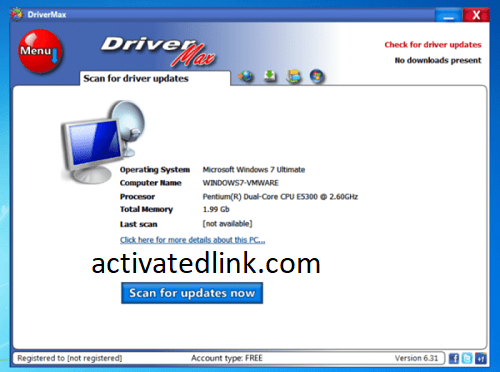 DriverMax Pro 12.15 Crack With Activation Key Free [Latest]