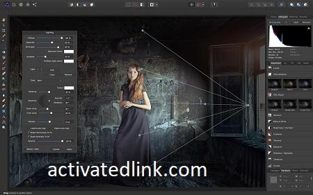 Serif Affinity Photo 1.10.0.1104 Crack With Activation Key Free