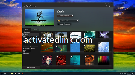 DeskScapes 10.03 Crack With Product Key Free Download