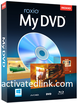 Roxio MyDVD 3.0.0.14 Crack With Serial Key Free Download