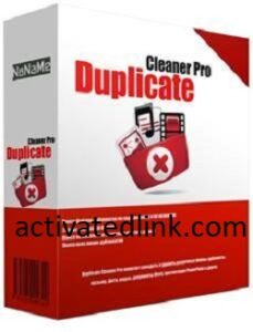 Duplicate Cleaner Pro 4.1.4 Crack + Activation Key Free Download [2021]