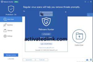Glarysoft Malware Hunter Pro 1.124.0.722 Crack + Serial Key Download [2021]