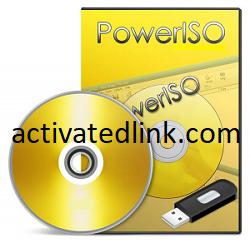 PowerISO 7.9 Crack + Registration Code Full Free Download [2021]
