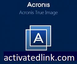 Acronis True Image 25.8.1.39216 Crack + Activation Key Download [2021]