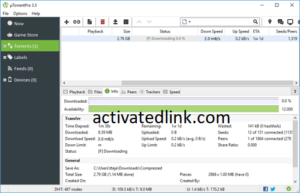 uTorrent 3.5.5 Crack + Latest Version Free Download For PC [2021]