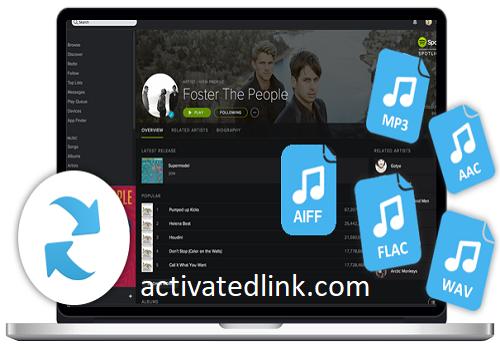 Sidify Music Converter 2.2.7 Crack With Product Key Full 2021