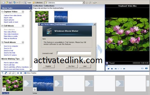 Windows Movie Maker 2021 Crack With Activation Key Free